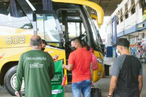 Usuários do transporte rodoviário intermunicipal têm direitos garantidos pela Agência Reguladora do Amazonas
