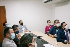 Conselho Estadual de Regulação e Controle dos Serviços Públicos retorna com reuniões presenciais na sede Arsepam