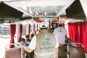Balanço da Arsepam aponta que quase 20 mil pessoas deixaram Manaus no feriado prolongado