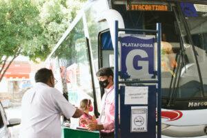 Fluxo de passageiros no transporte rodoviário intermunicipal no Amazonas cresce 40% no mês de agosto