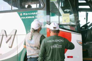 Em setembro, fluxo de passageiros do transporte rodoviário intermunicipal cresceu 20% no Amazonas