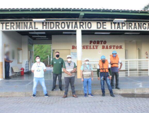 Arsepam identifica particularidades no transporte rodoviário e hidroviário de Silves e Itapiranga